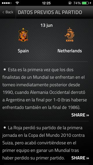 Información sobre estadísticas de jugadores de fútbol