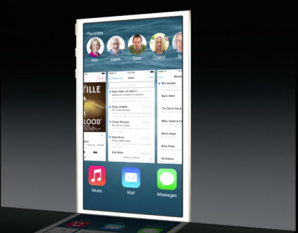 multitarea iOS 8