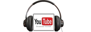 música de youtube en iPhone 8