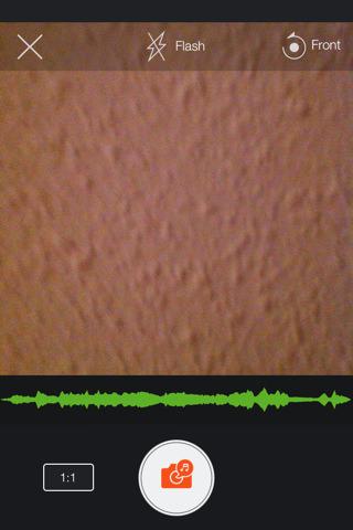 AudioSnaps 2.0 para iPhone