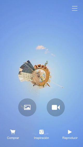 App para crear Planetas