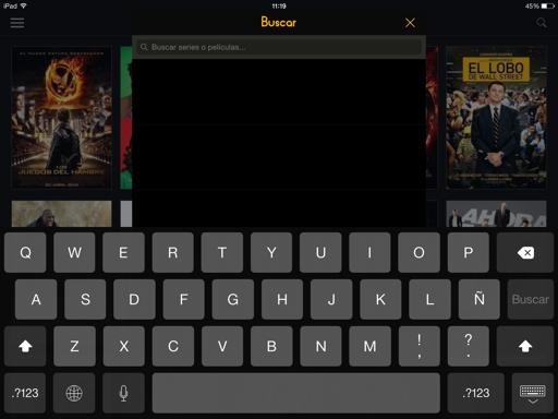 Cómo ver películas en iPad