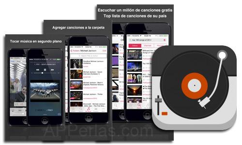 Cómo escuchar música gratis en tu iPhone, iPad o iPod TOUCH