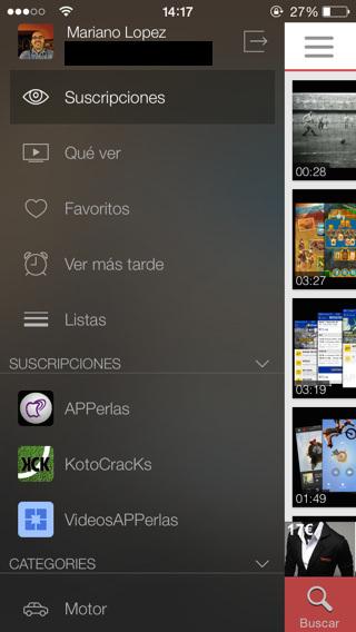 app para escuchar música gratis en iPhone