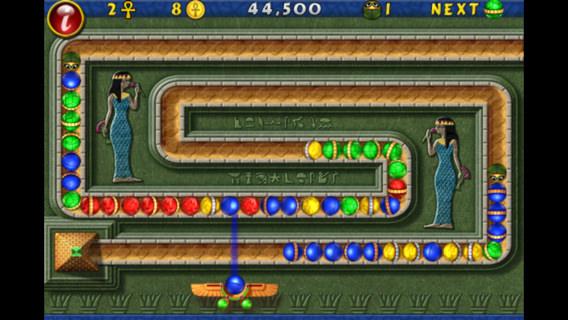 juego de bolas para móvil