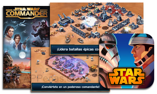 Juego de Star Wars para iPhone y iPad