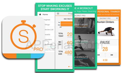 SworKit PRO para iPhone y iPad