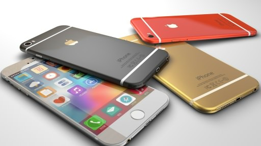 sale el iPhone 6