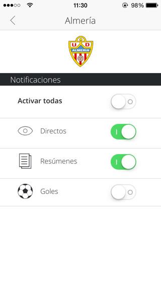 La app para ver la segunda división GRATIS en iPhone y iPad