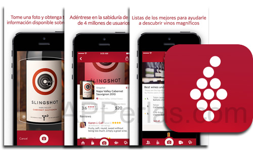 app información de vinos