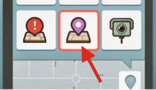 Lugares Waze iOS