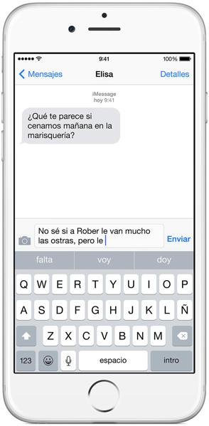 iOS 8 5