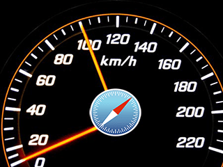 Safari vaya más rápido