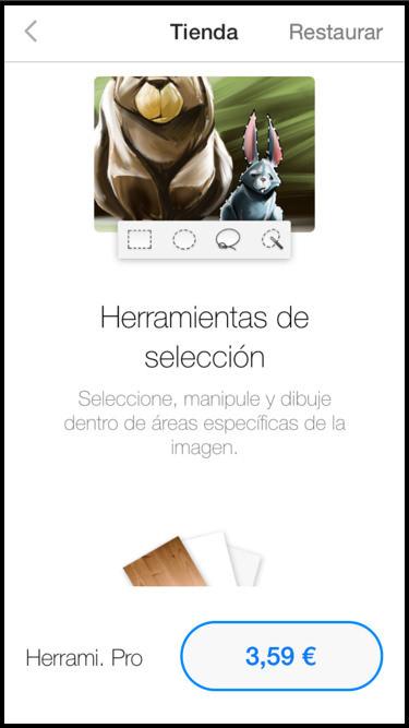 dibujar en iphone y iPad