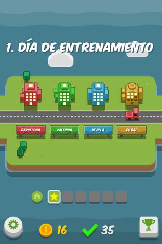 RGB EXPRESS juego para iPhone