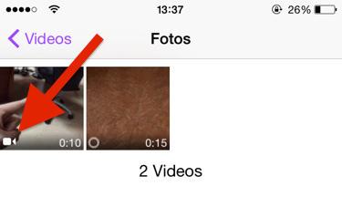 enviar vídeos a cámara lenta a twitter y Facebook