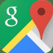 Google Maps 4.0 icono app