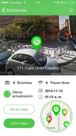 App de alquiler de bicicletas Born 2 bike