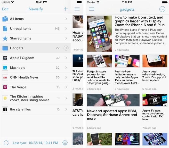 Newsify 3.4