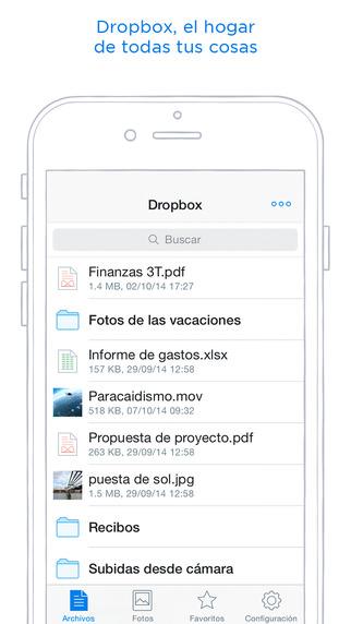 Renombrar archivos en Dropbox