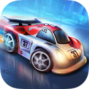 Mini Motor Racing WRT nueva app