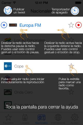 Radios FM España Tutorial