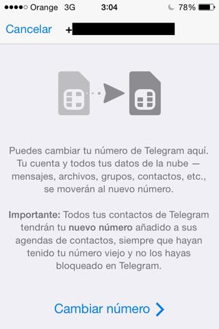 NOVEDADES en Telegram 2.7.4