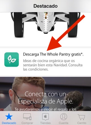 The Whole Pantry para iPad