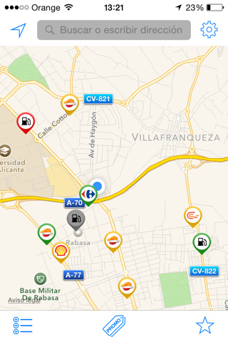 GasAll la app de gasolineras