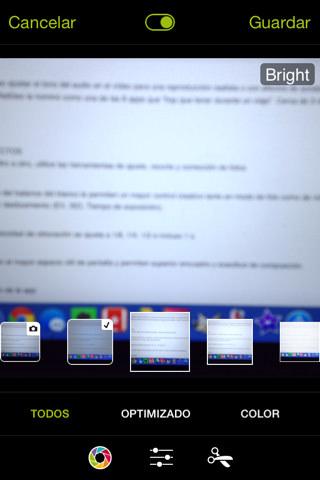 la mejor app para hacer fotos para iPad