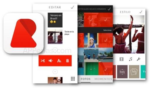 App para crear vídeos con fotos
