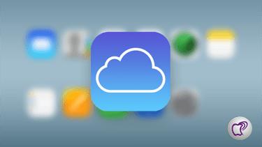espacio en iCloud