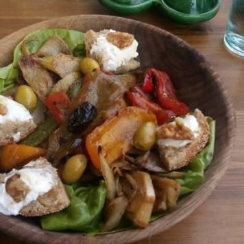 vege salad day1