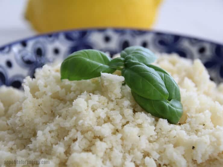 cauliflower rice guide how to make