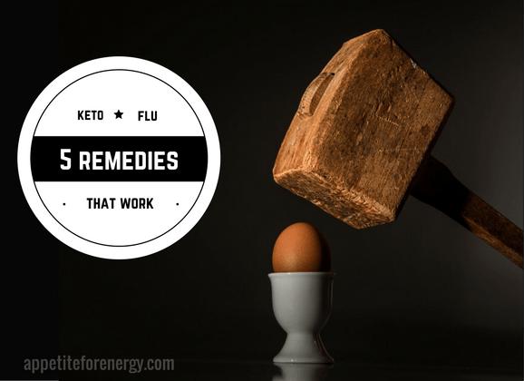 Keto Flu Remedies That Work