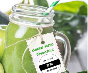 Green Keto Smoothie