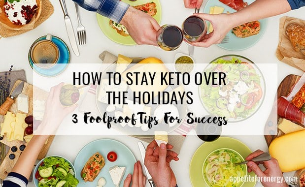 Wondering how to stay keto over the holidays this year? 3 Foolproof Tips For Staying Low-Carb. Keto Diet Holidays | Low Carb Diet Holidays |Diet Tips |How To Stay On Diet In Holidays #KetoDietHolidays #LowCarbDietHolidays #KetoDietTips #HowToStayOnDiet #WeightlossTips