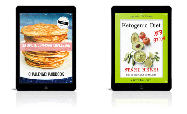 Complete Low Carb Challenge Kit