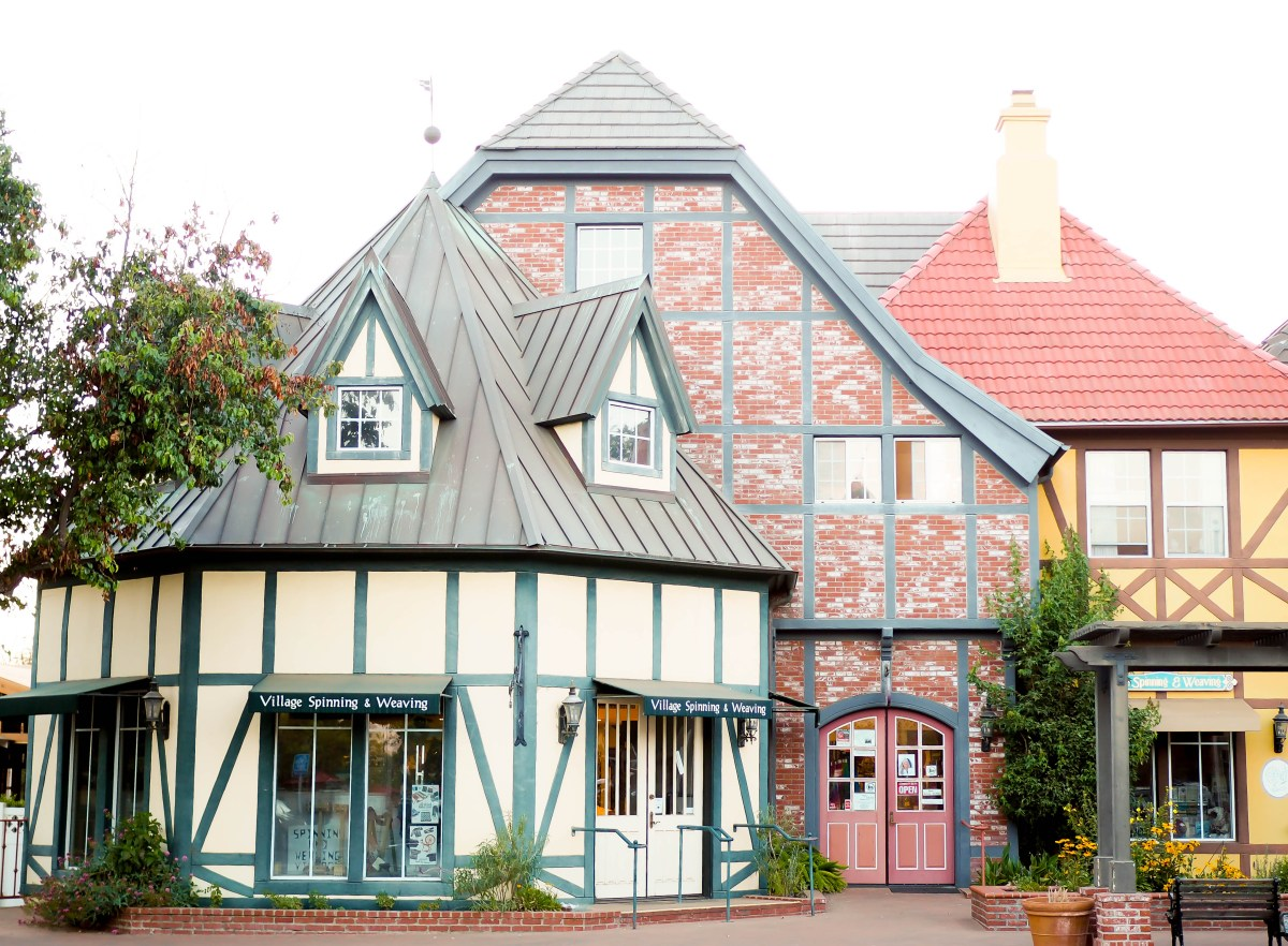 How to Spend a Weekend in Solvang