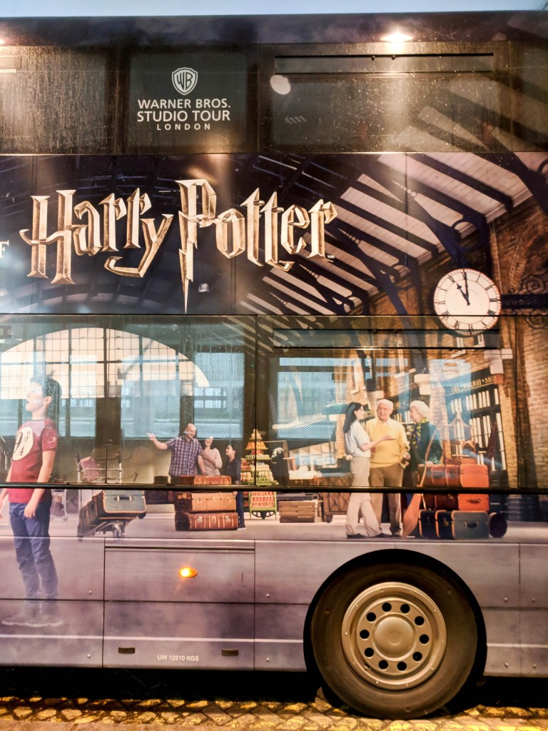Harry Potter Studio Tour with Golden Tours | London - Appetites Abroad