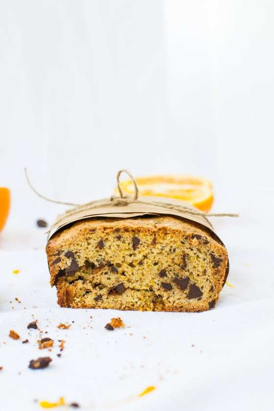 dark chocolate orange quick bread | Appetites Anonymous