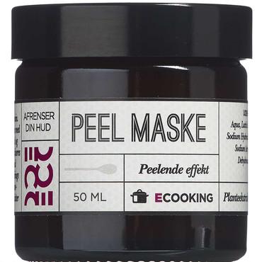 Test af: Ecooking Peel Maske