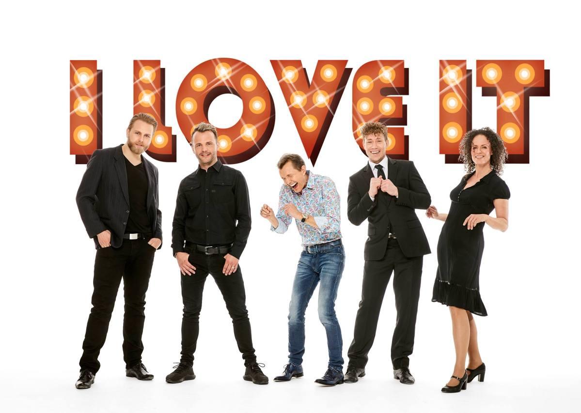 Anmeldelse af 'I love it - in concert'