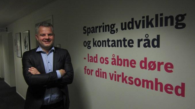 Erhvervschef BusinessAalborg - Tonny Skovsted
