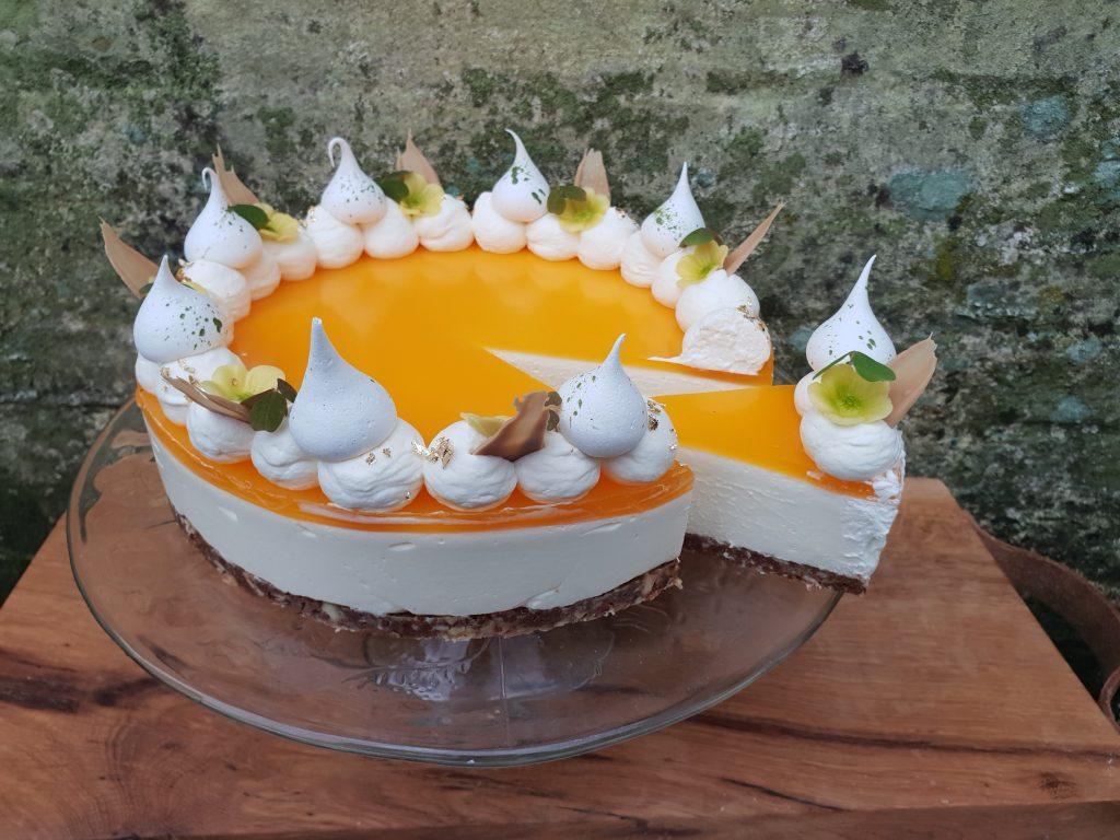 Cheesecake – syrligt og sprødt som forårets komme