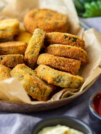 Fried Zucchini Bites