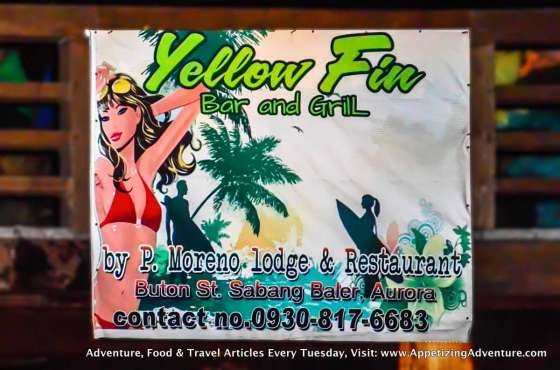 Yellow Fin Bar and Grill -001