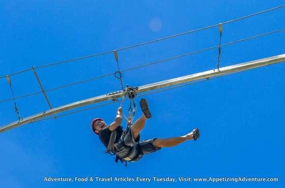 Avatar One Roller Coaster Zipline Sandbox -032