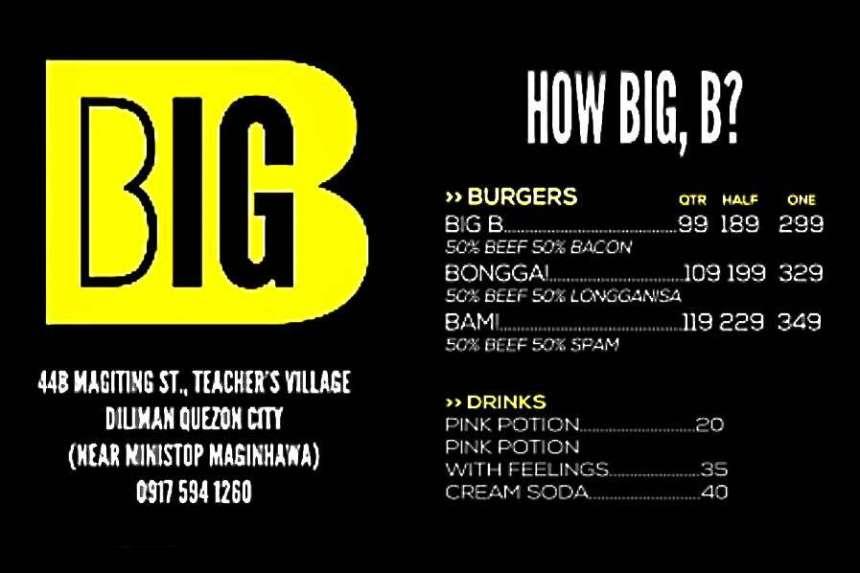 Big B Burgers -007