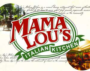 Mama Lou's Italian Kitchen Las Pinas Logo